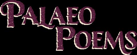PalaeoPoems